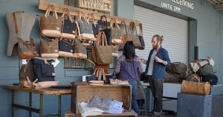 Conscientious Consumers North End Bag Company