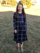 Load image into Gallery viewer, Mommy & Me Plaid Dress