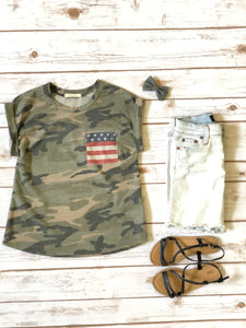 Mommy & Me Camo T's
