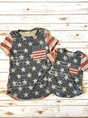 Mommy & Me Americana T's