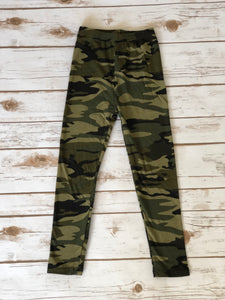 Leggings- Camo