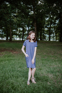 Big Girls- Jaclyn Dress