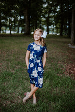Load image into Gallery viewer, Darby Dress in navy