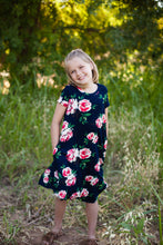Load image into Gallery viewer, Clara Dress in Navy