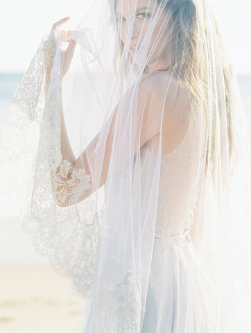 Ethereal Lace Veil