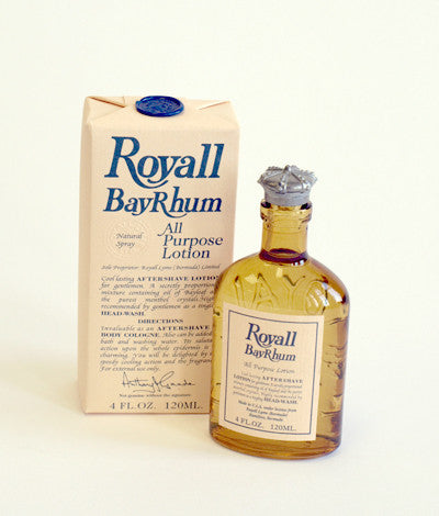Royall Bay Rhum All Purpose Lotion