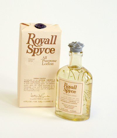 Royall Spyce All Purpose Lotion
