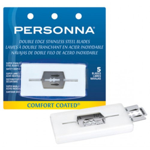 Personna Double Edge Safety Razor Blades 5 pack