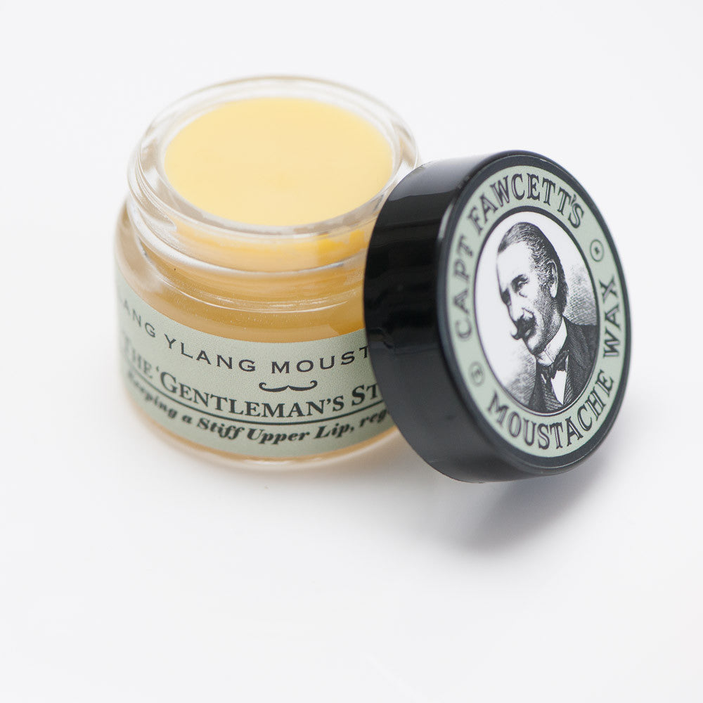 Captain Fawcett Ylang Ylang Moustache Wax