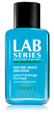Lab Series Electric Shave Solution