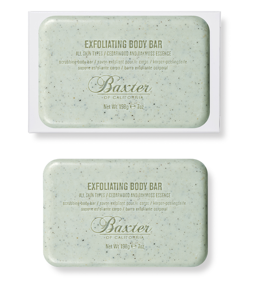 Baxter Exfoliating Body Bar