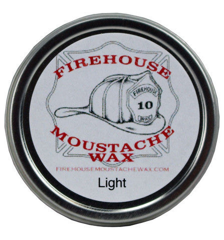 Firehouse Moustache Wax Light