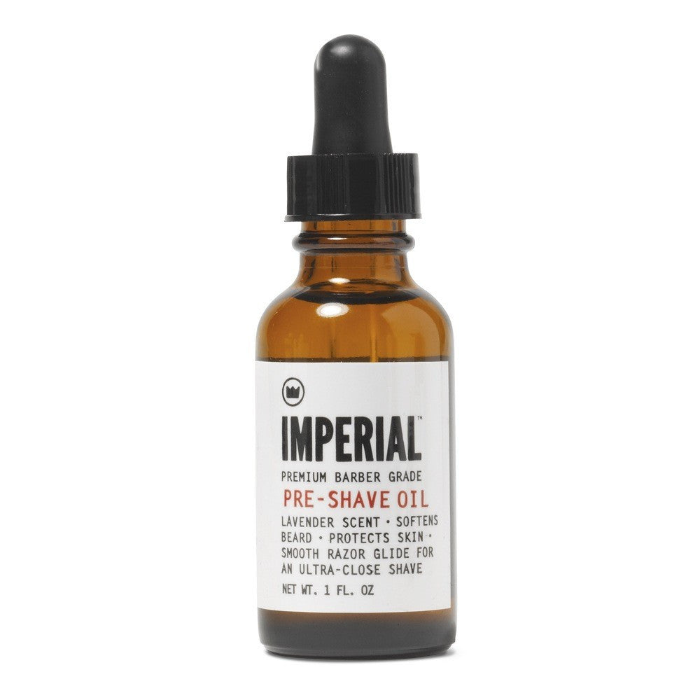Imperial Pre Shave Oil & Beard Conditioner