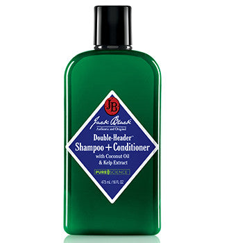 Jack Black Double-Header® Shampoo & Conditioner