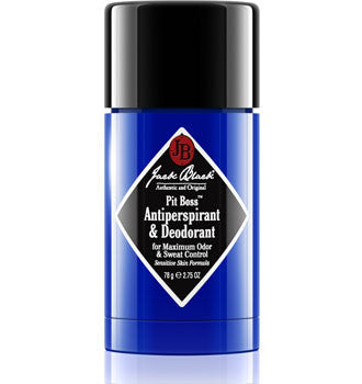 Jack Black Pit Boss® Antiperspirant & Deodorant Sensitive Skin Formula