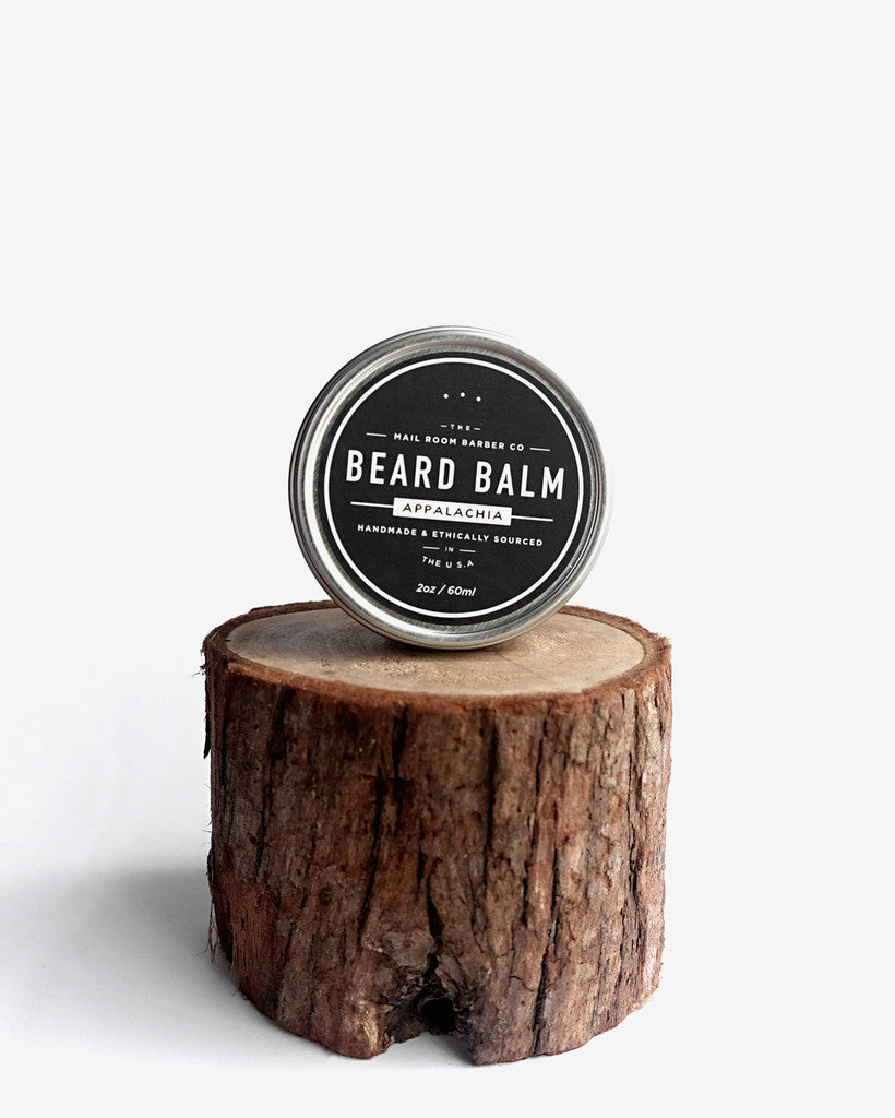 The Mail Room Barber Beard Balm