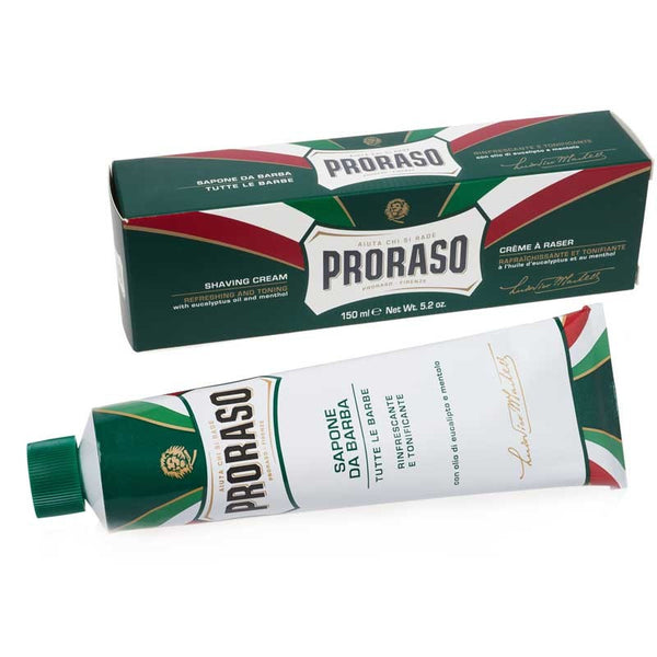 Proraso Shaving Cream Refreshing & Toning Formula
