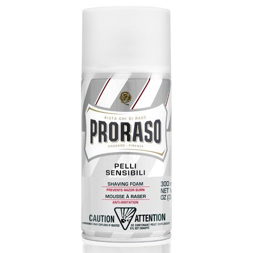 Proraso Shaving Foam Sensitive Formula