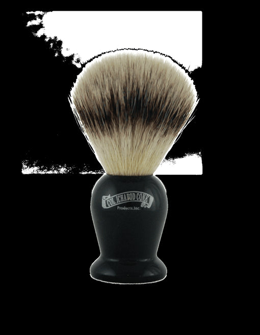 Synthetic Black Shave Brush #911