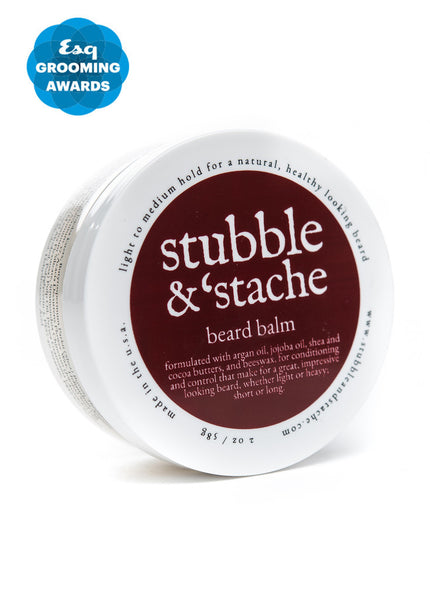 Stubble & Stache Beard Balm