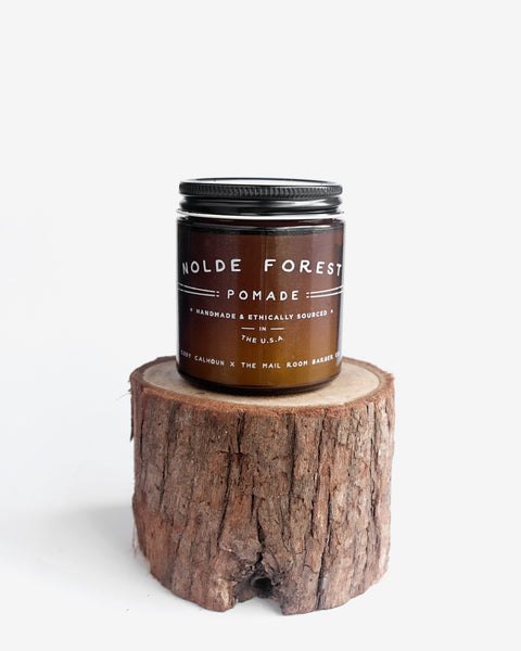 The Mail Room Barber Nolde Forest Pomade