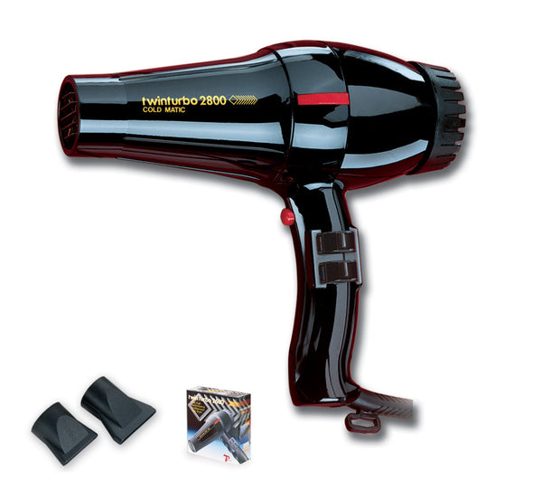 Turbo Power Twin Turbo 2800 Hair Dryer #314