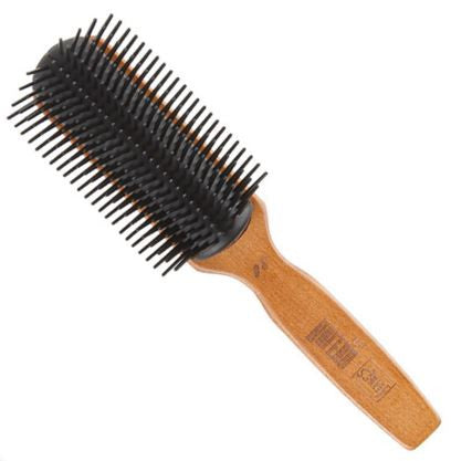Spornette Bolero Flared Bristle 9 Row Brush B9