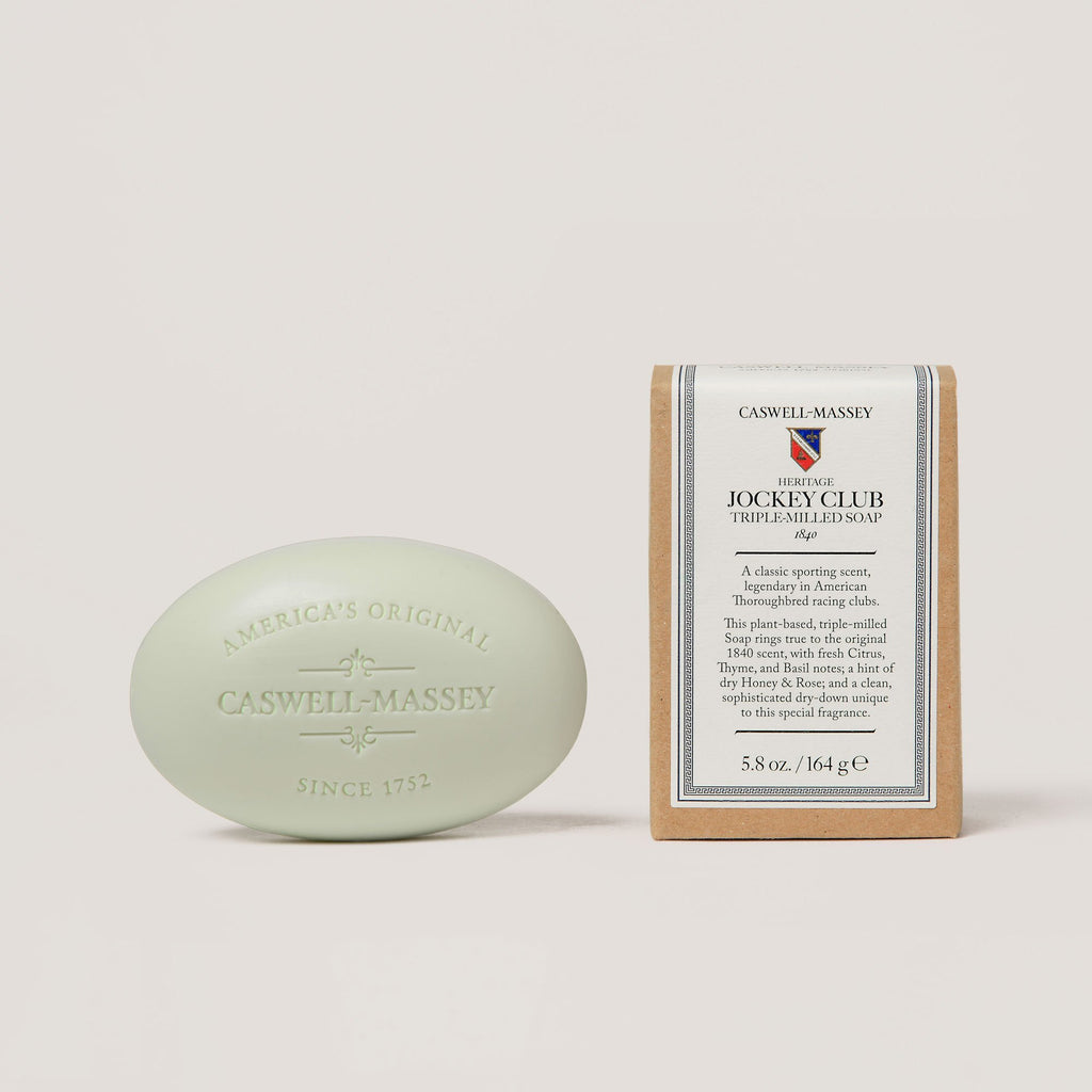 Caswell-Massey Jockey Club Bar Soap