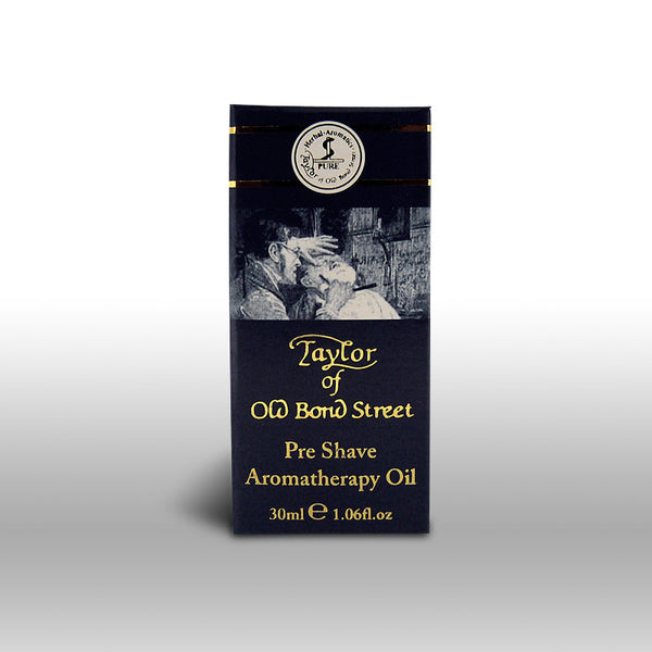 Taylor of Old Bond Street Aromatherapy Pre Shave Oil