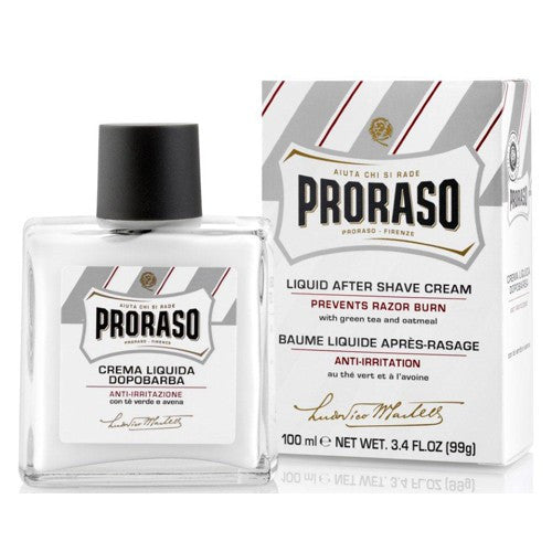 Proraso Liquid After Shave Cream Sensitive Skin Formula