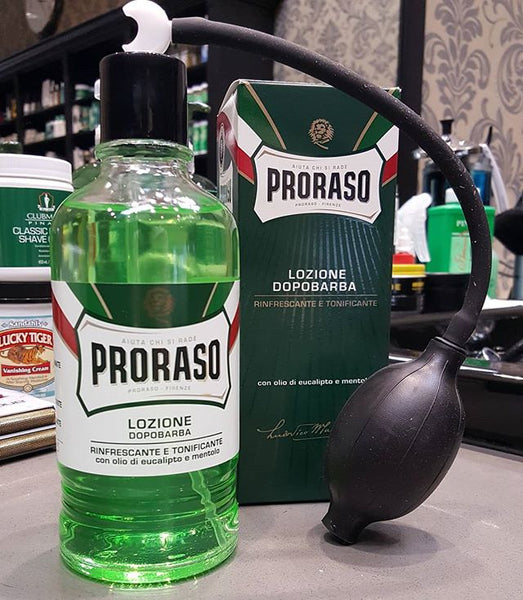 Proraso After Shave Lotion 400ml with pump - Refreshing & Toning Formula