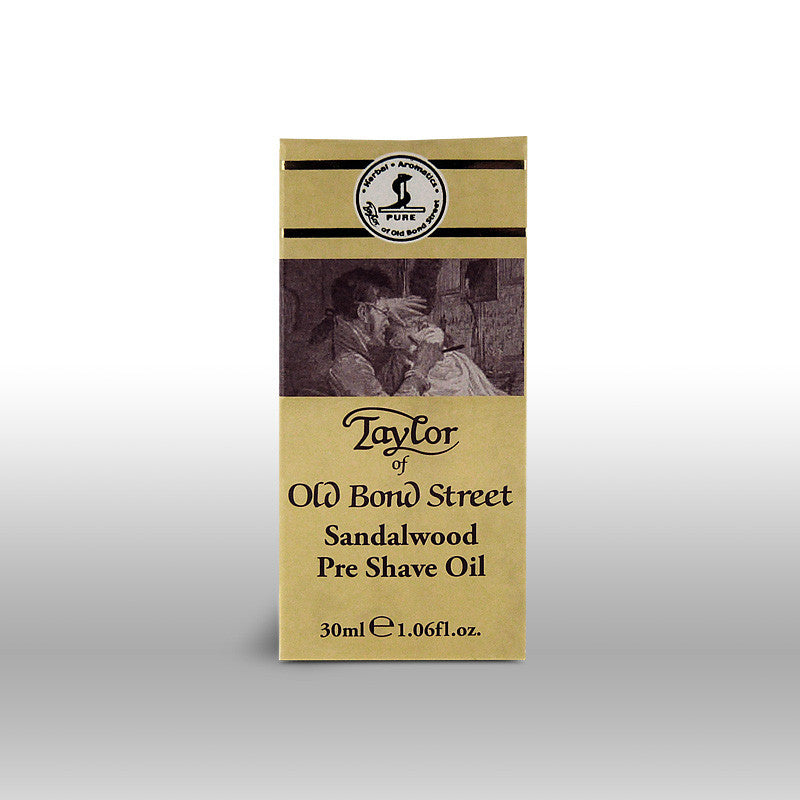 Taylor of Old Bond Street Sandalwood Pre Shave Oil