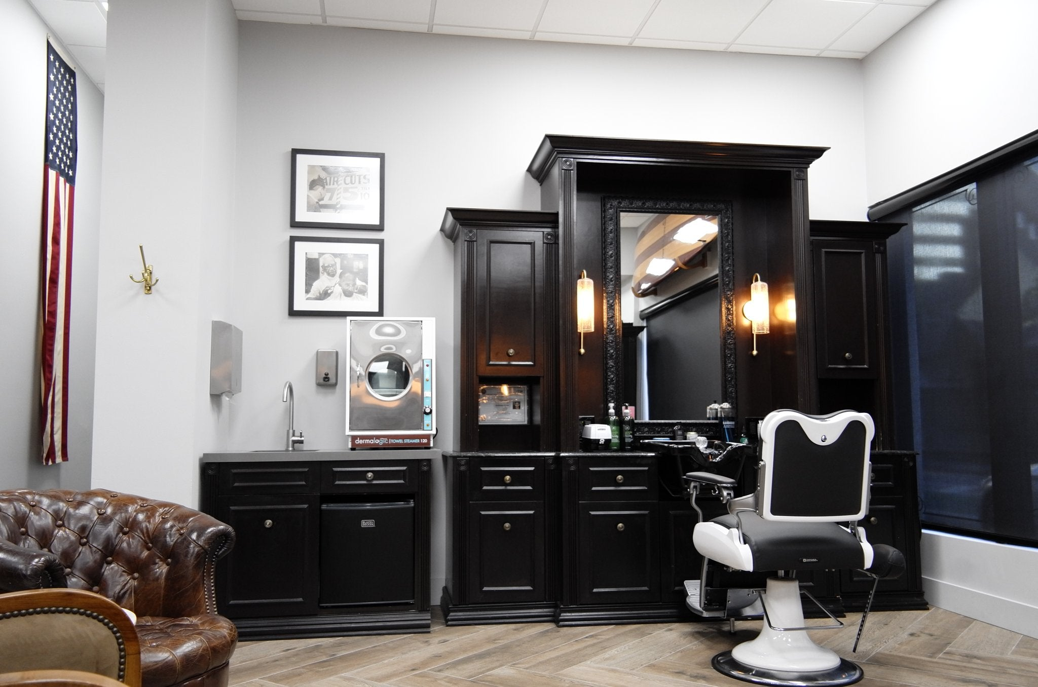 Churchills Barbershop Shave