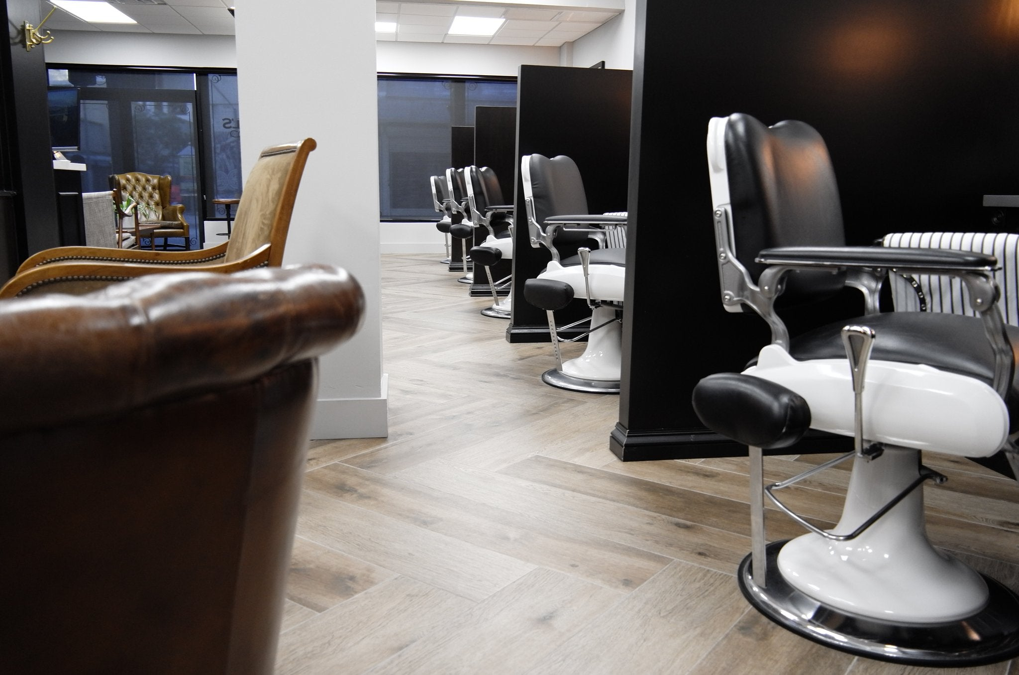 Churchills Barbershop Relax