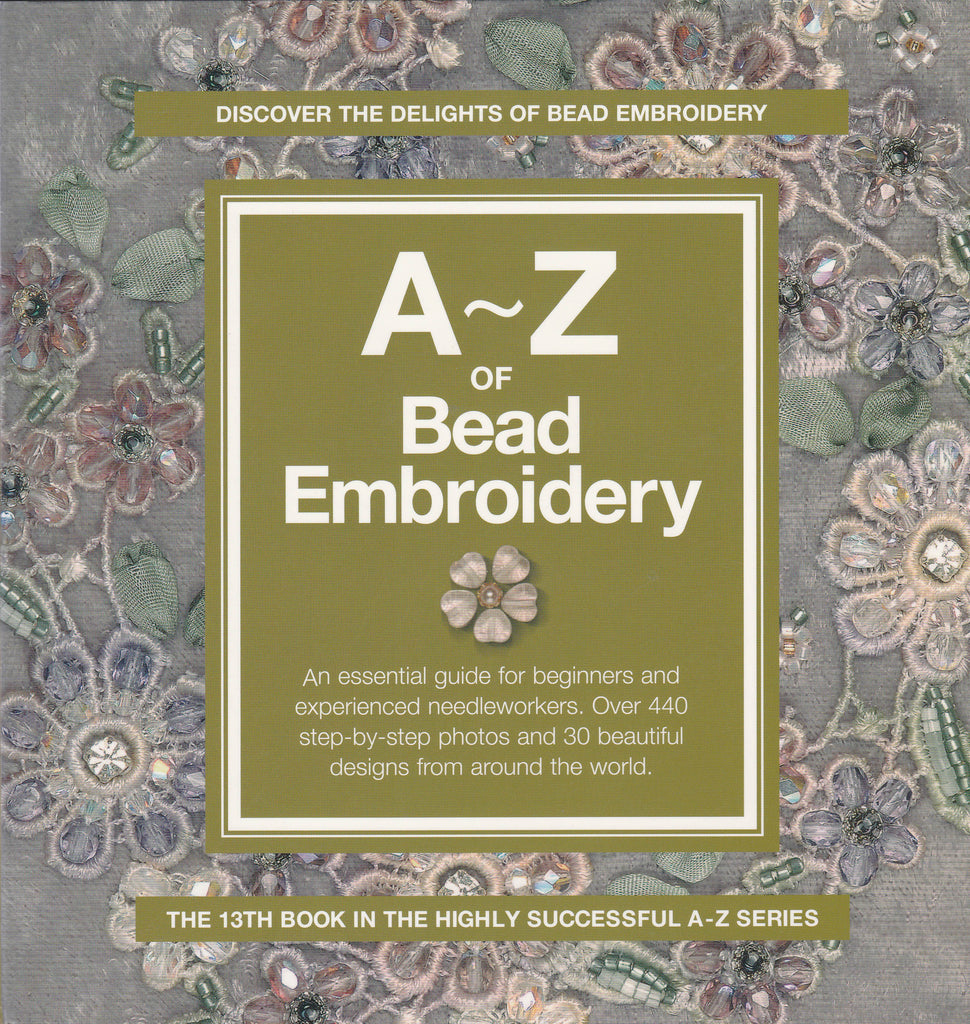 A-Z of Bead Embroidery