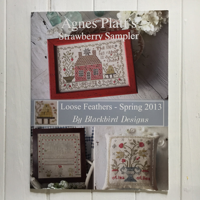 Agnes Platt's Strawberry Sampler