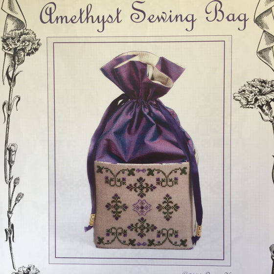 Amethyst Sewing Bag