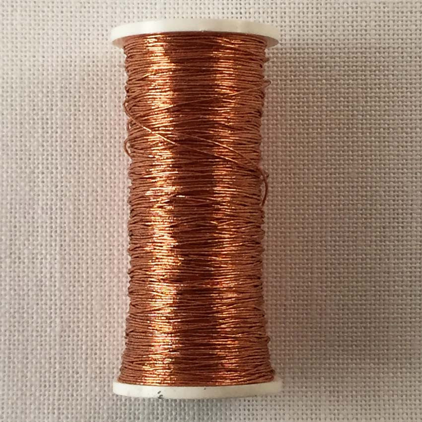 Copper # 6 Passing Thread