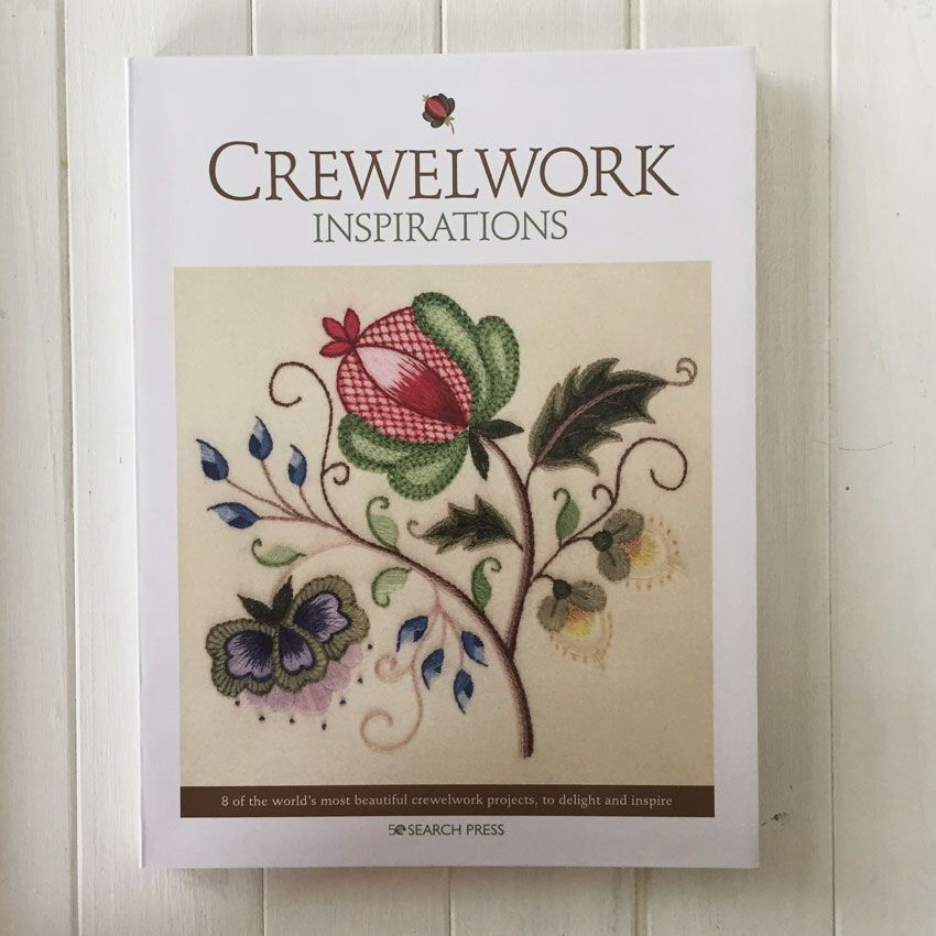 Inspirations - Crewelwork