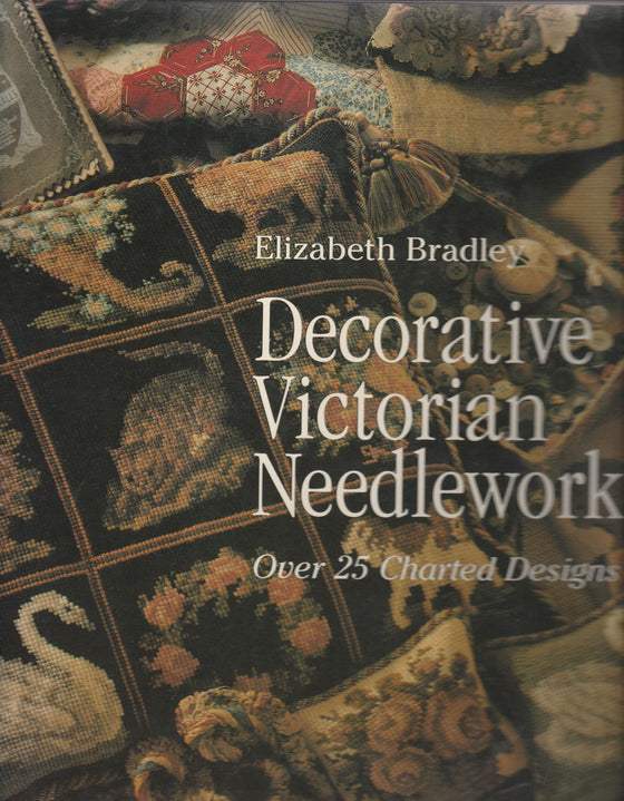 Decorative Victorian Needlepoint