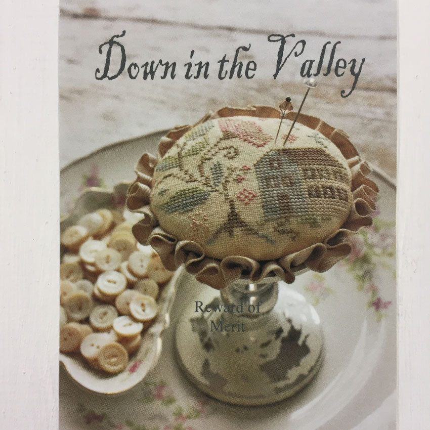 Down In The Valley Pincushion