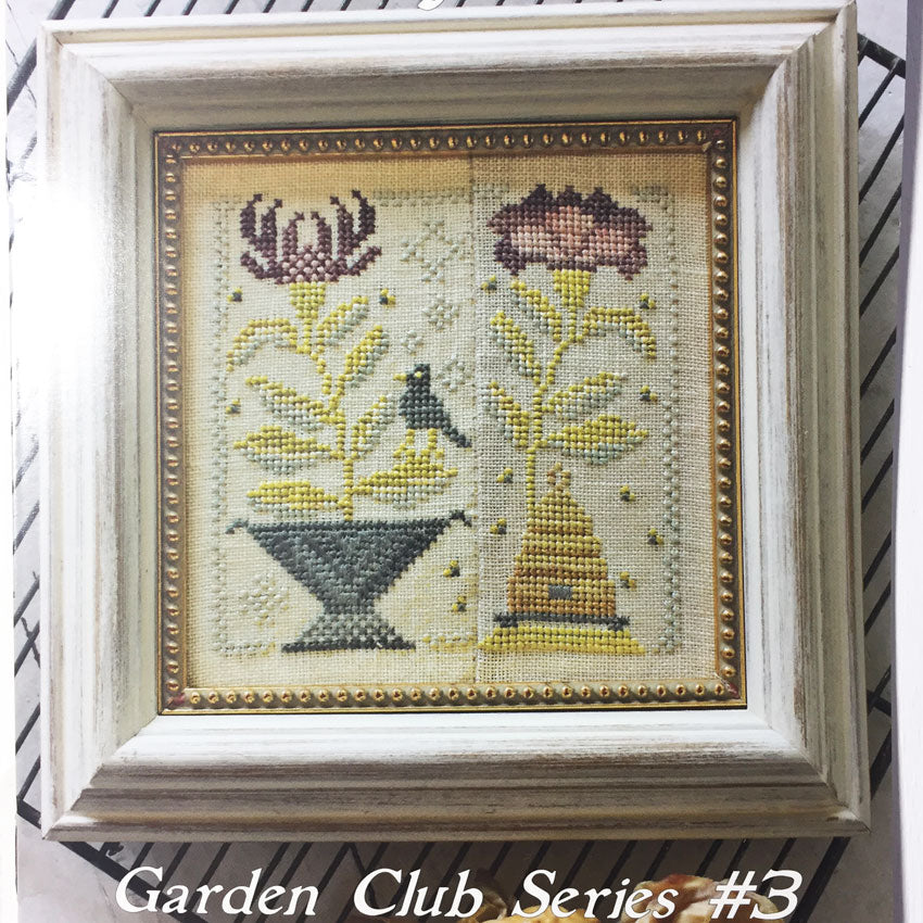 Garden Club Series # 3 - Honey Bee