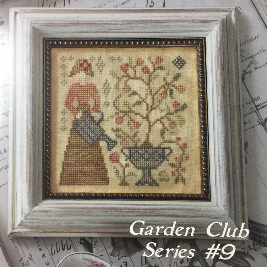 Garden Club Series #9 - The Gardener