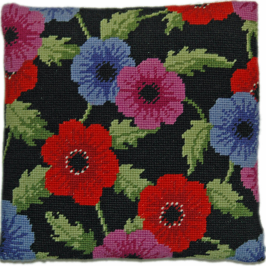 Anemones Herb Pillow