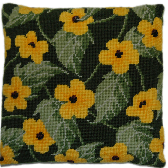 Black-Eyed Susan Herb Pillow