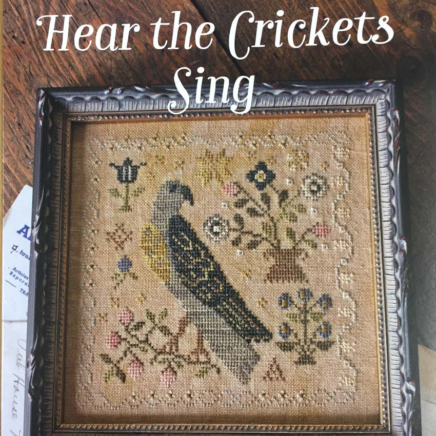 Hear the Crickets Sing
