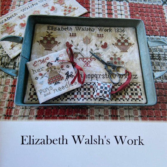 Elizabeth Walsh's Work 1836
