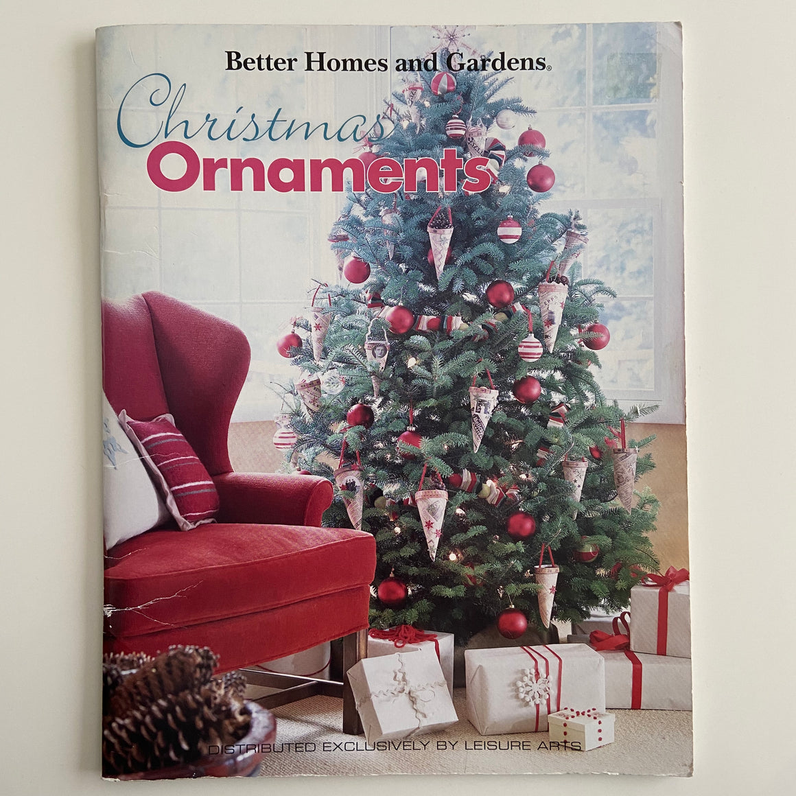 Christmas Ornaments Booklet