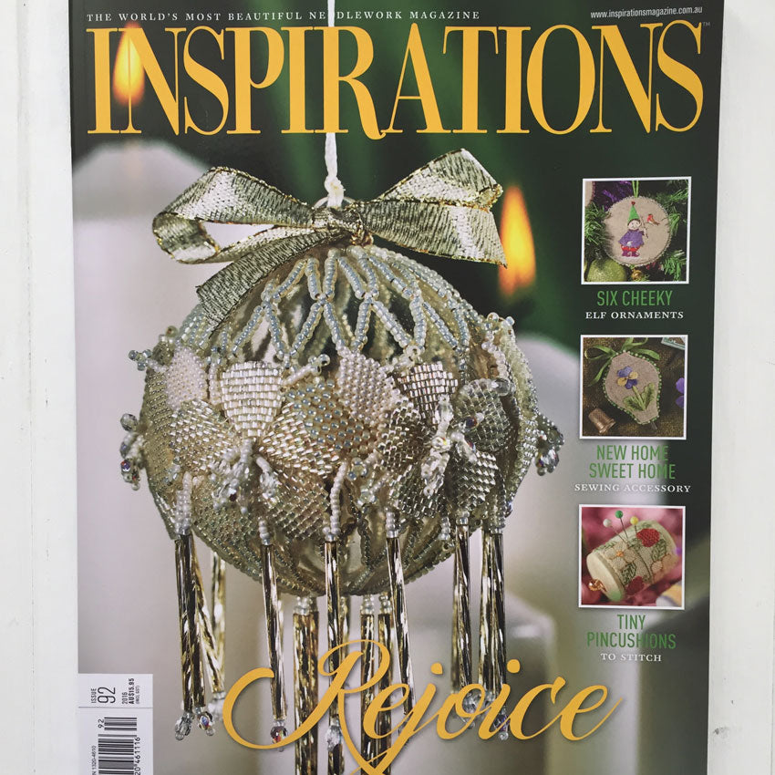 Inspirations Issue 92