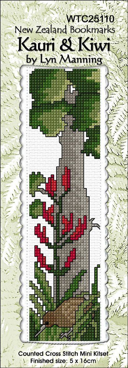 Kauri Tree Bookmark